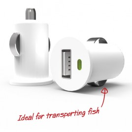 Seneye Travel Power Adaptor